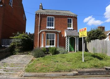 Thumbnail 3 bed detached house to rent in Bath Road, Felixstowe