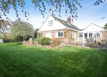 West Street, Titchfield, Fareham PO14. 4 bed detached bungalow