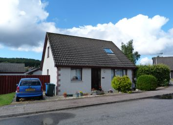 Thumbnail 3 bed detached house for sale in Hillside Avenue, Kingussie