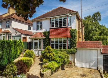 Thumbnail 3 bed detached house for sale in Melrose Road, Coulsdon