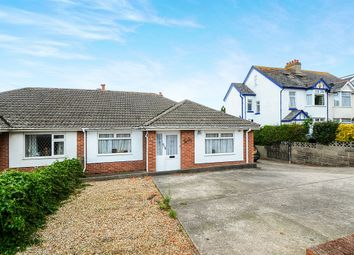 Thumbnail 3 bed semi-detached bungalow for sale in Happaway Road, Torquay