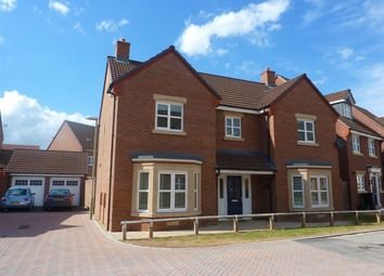 Thumbnail 4 bed property to rent in Uxbridge Lane Kingsway, Quedgeley, Gloucester