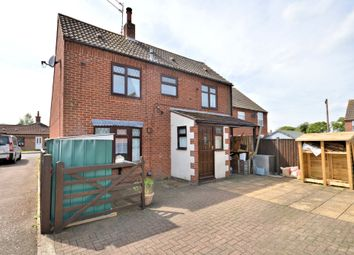 Thumbnail 4 bed semi-detached house for sale in Daffodil Way, Mattishall, Dereham