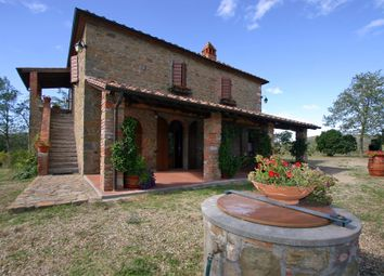 Thumbnail 4 bed country house for sale in Via Goro Capitan, Bucine, Arezzo, Italy