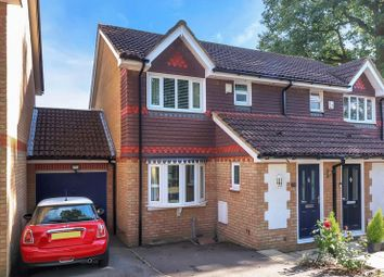 Thumbnail 3 bed semi-detached house for sale in Betjeman Way, Hemel Hempstead