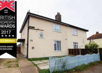 Thumbnail 3 bedroom semi-detached house for sale in Elm Road, Shoeburyness, Essex