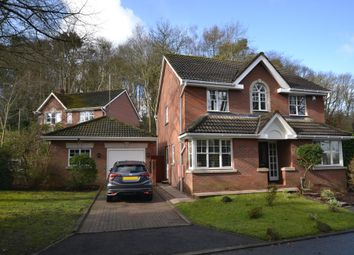 Thumbnail 4 bedroom detached house for sale in Balcombe Close, Newcastle-Under-Lyme