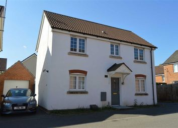 Thumbnail 3 bed detached house for sale in Penderyn Close, Merthyr Tydfil