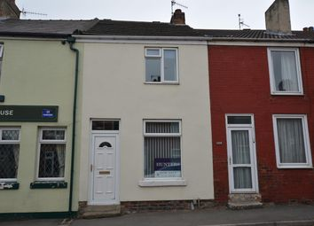 2 bed terraced house for sale in South Street North, New Whittington, Chesterfield S43