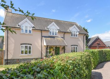 Thumbnail 4 bed detached house for sale in Hay On Wye 6 Miles, Herefordshire