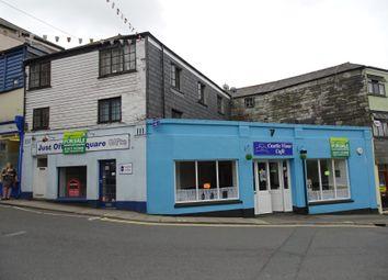 Thumbnail Retail premises for sale in 25 Broad Street, Launceston, Cornwall