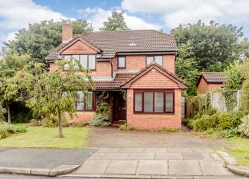 Thumbnail 4 bed detached house for sale in Bollington Close, Prenton, Merseyside