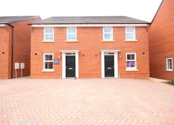 Thumbnail 3 bed semi-detached house to rent in Sunningdale, Mount Oswald, Durham