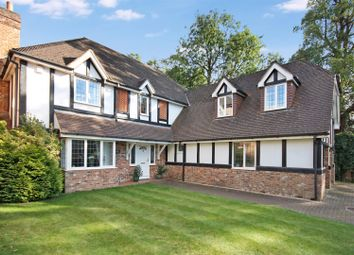 Thumbnail 5 bedroom detached house for sale in Raglan Road, Reigate