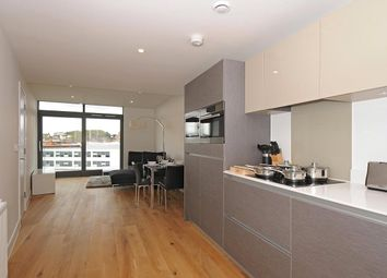 Thumbnail 2 bed flat to rent in Packington Street, London