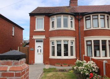 Thumbnail 3 bed semi-detached house for sale in Collins Avenue, Blackpool