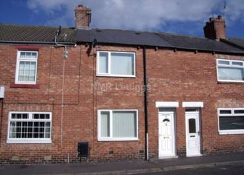 Thumbnail 2 bed terraced house to rent in Queen Street, Grange Villa, Chester Le Street