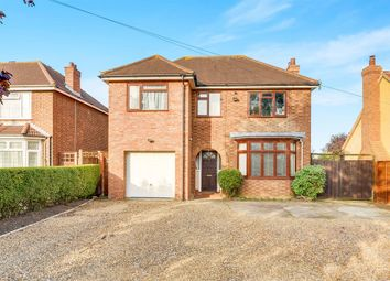Thumbnail 4 bed detached house for sale in Keeley Lane, Wootton, Bedford