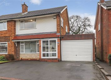 3 bed semi-detached house for sale in Honiton Way, Aldridge, Walsall WS9