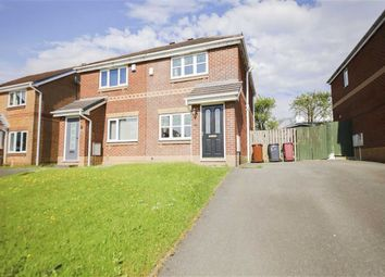 Thumbnail 2 bed semi-detached house for sale in Aintree Drive, Lower Darwen, Darwen