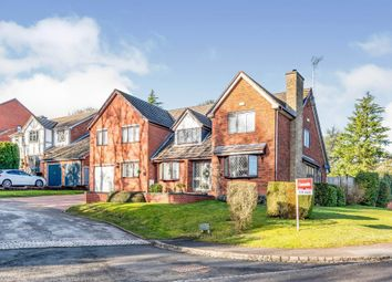 Thumbnail 6 bed detached house for sale in Millside, Rugeley