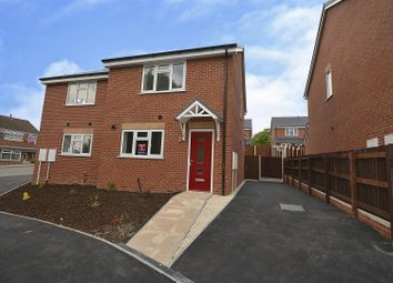 Thumbnail 2 bed semi-detached house for sale in Nottingham Road, Borrowash, Derby