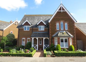 Thumbnail 4 bed detached house for sale in Campbell Close, Hunstanton