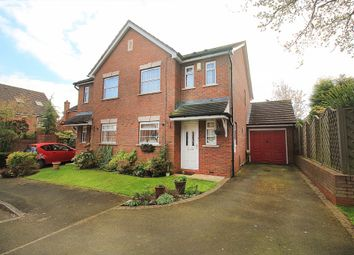 Thumbnail 3 bed semi-detached house for sale in St. Francis Avenue, Solihull