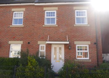 Thumbnail 3 bed property to rent in Sir Frank Williams Avenue, Didcot, Oxfordshire