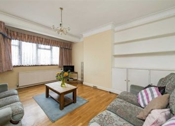 Thumbnail 4 bed semi-detached house to rent in Clarence Avenue, Clapham