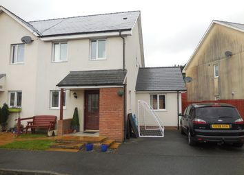 Thumbnail 3 bed semi-detached house for sale in Bryn Steffan, Lampeter