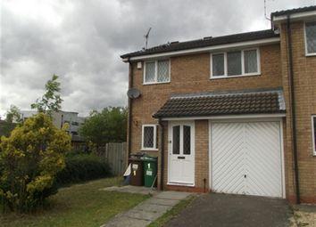 Thumbnail 3 bedroom property to rent in Kittiwake Mews, Lenton, Nottingham