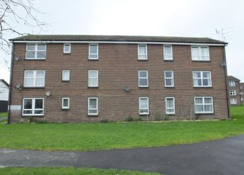Thumbnail 2 bedroom flat for sale in Hazlebarrow Crescent, Jordanthorpe, Sheffield