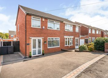 Thumbnail 3 bed semi-detached house for sale in Wingate Avenue, St. Helens, Merseyside