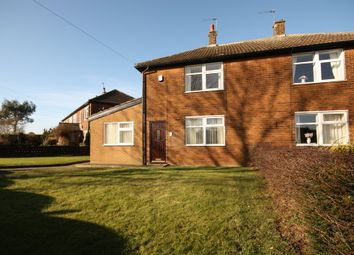 Thumbnail 3 bed semi-detached house to rent in Carrfield Road, Barwick In Elmet, Leeds