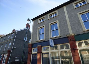 Thumbnail 2 bed flat to rent in Flat 1, 6 Bank Buildings Pant Yr Afon