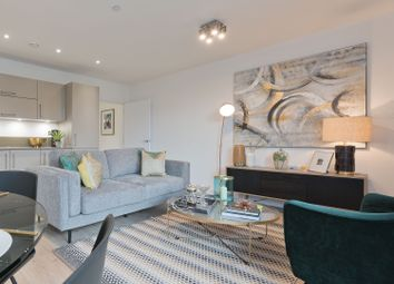 Thumbnail 1 bedroom flat for sale in Engine House, Carmen Street, London