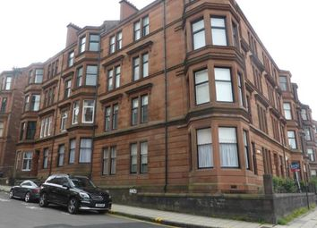 Thumbnail 2 bed flat to rent in Vinicombe Street, Glasgow