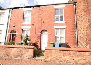 Thumbnail 2 bed terraced house to rent in Walker Street, Denton, Manchester