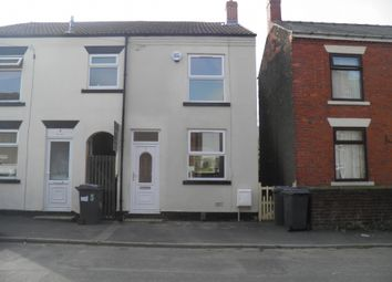 Thumbnail 2 bed semi-detached house to rent in Queen Street, South Normaton, Alfreton