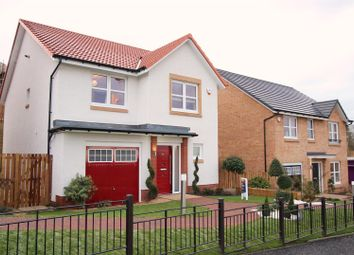 Thumbnail 4 bed property for sale in Plot 83, The Ashbury, Greenhall Village, Blantyre