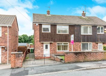 Thumbnail 2 bed semi-detached house for sale in Shaw Royd, Yeadon, Leeds