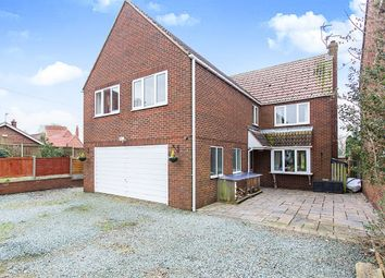 Thumbnail 4 bed detached house for sale in Reedness, Goole