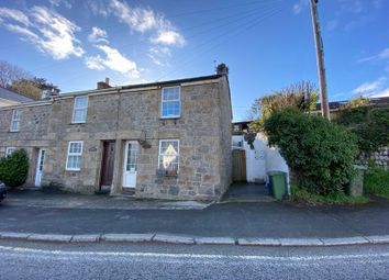 Thumbnail 2 bed end terrace house for sale in St. Ives Road, Carbis Bay, St. Ives