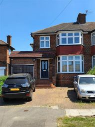 Thumbnail 3 bed semi-detached house for sale in Thistlecroft Gardens, Stanmore, Middlesex