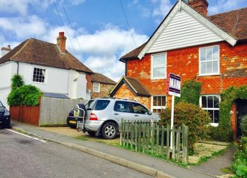 Thumbnail 2 bed terraced house for sale in The Street, Kennington, Ashford, Kent