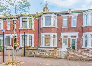 Thumbnail 3 bed terraced house for sale in Northfield Road, East Ham, London
