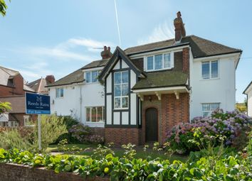 Thumbnail 6 bed detached house for sale in Bouverie Road West, Folkestone