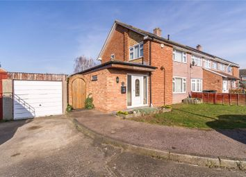 4 bed end terrace house for sale in Torrens Walk, Gravesend, Kent DA12