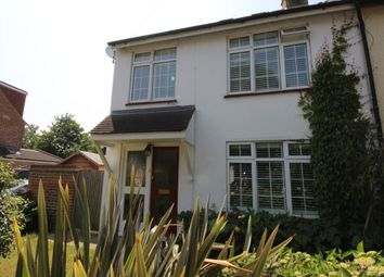 Thumbnail 5 bed semi-detached house to rent in Connaught Road, Teddington